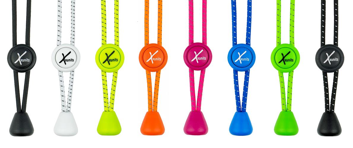 Xunits Schnellschnürsystem: Flexible Schnürbänder für Sport und Freizeit